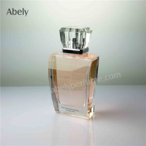 100ml Geometric Polishing Crystal Perfume Bottle pictures & photos