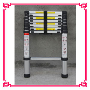 Aluminum Multi-Time Fold Single Telescopic Ladder pictures & photos
