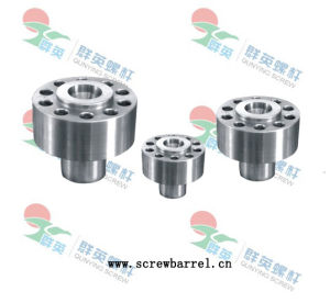 Single Plastic Machine Spare Parts of Screw and Barrel (QYY061)