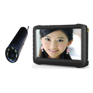 "2.4G Wireless Inspection Camera DVR 5"" No Blue Screen LCD Monitor pictures & photos"