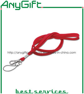 Tubular Lanyard with Customized Logo (LAG-LY-26) pictures & photos