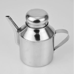 Thicken Stainless Steel Oilcan (JX-034)