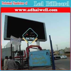 Full Color LED Screen Outdoor Advertising Billboard Steel Constructure pictures & photos