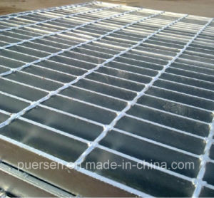 Hot Dipped Galvanized Steel Grating Prices pictures & photos