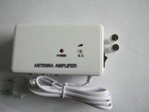 Indoor TV Antenna Amplifier (SHJ-TA9501) pictures & photos