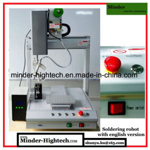 International CNC Soldering Robot pictures & photos
