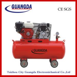 CE SGS 50L 5.5HP Petrol Air Compressor (DBZ-0.17/8A) pictures & photos