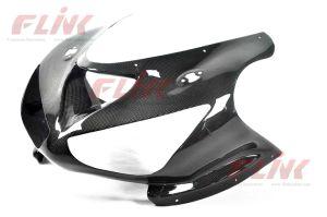 Kawasaki ZX-6R 05-06 Carbon Fiber Front Fairing pictures & photos