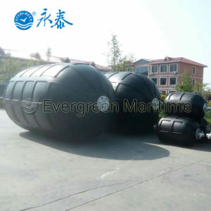 Ribbed Net Type Marine pneumatic Fender pictures & photos