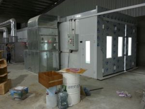 Inflatable Spray Booth Paint Booth Painting Line pictures & photos
