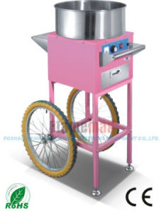 Cc-11 CE RoHS Electric Cotton Candy /Candy Floss Maker Machine pictures & photos