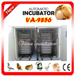 CE Approved Multi-Function Fully Automatic Chicken Egg Incubator pictures & photos