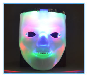 Halloween Costume Party Luminous Double Layer Mask pictures & photos