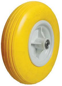 PU Wheels for Wheel Barrow Hand Trolley Tool Cart PU1309