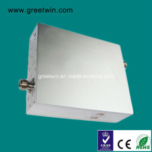 23dBm GSM WCDMA Dual Band Repeater Silver Booster (GW-23A-GW) pictures & photos