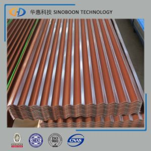 2017 China Color Steel Sheet for Building Steel House pictures & photos