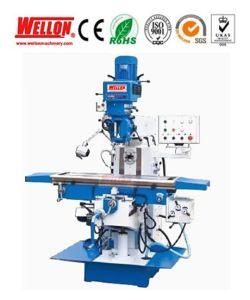 Vertical Type of Turret Milling Machine (X6332B) pictures & photos