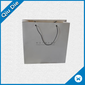 Custom Printing Luxury Paper Bag for Garment Packaging pictures & photos