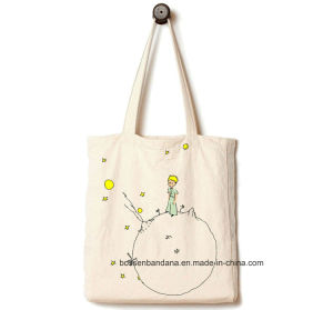 OEM Produce Customized Logo Printed Promotional Craft Tote Beach Cotton Canvas Bag pictures & photos