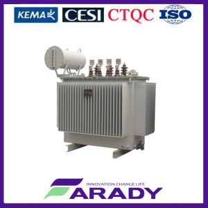 13.8kv 630kVA Oil Type Electrical Transformer Price Find From Us pictures & photos