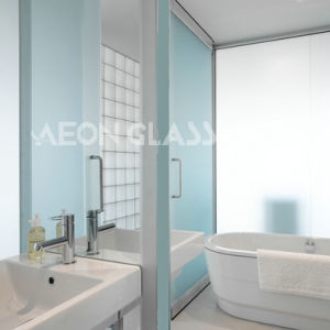 3-12mm Sandblasted Glass pictures & photos