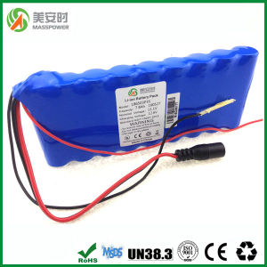 Reliable Factory 11.1V 7800mAh Battery pictures & photos