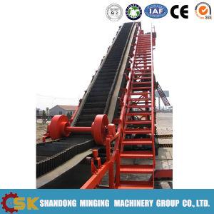 Great Obliquity Uphill Belt Conveyor
