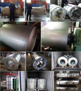 Construction Building Material Dx51d Steel Galvalume Steel Coil pictures & photos