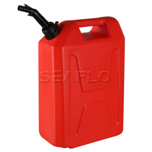 Jerrycan 20L 5.3 Gallon Plastic Motorcycle Fuel Tank for Boat Yatch Truck pictures & photos