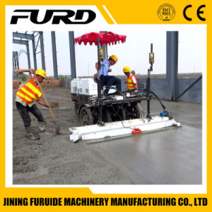 Fjzp-200 Hydraulic Gasoline Concrete Floor Paving Machine Laser Screed pictures & photos
