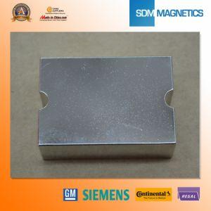 Huge Segment Rare Earth Generator Magnet pictures & photos
