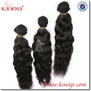 100% Virgin Remy Indian Temple Hair Extension pictures & photos