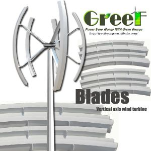 2kw FRP Vertical Wind Turbine Blades pictures & photos