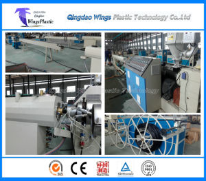 HDPE Gas Pipe Machine, HDPE Water Supply Pipe Machine pictures & photos