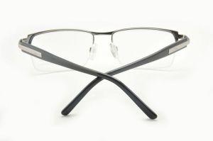 Optical Frames Designer Eyeglass Frames Metal Frames Men`S Eyewear (CZ 7022) pictures & photos
