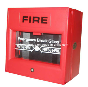 Break Glass Emergency Button/Switch, Fire Control (JC-122)