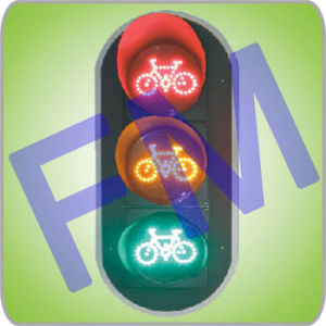 300mm Non Motor Vehicle Traffic Light