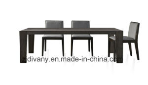 Italian Modern Style Wooden Dining Table (E-28) pictures & photos