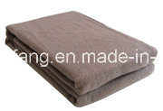 Woven Woollen 100%Acrylic Hotel Blanket pictures & photos