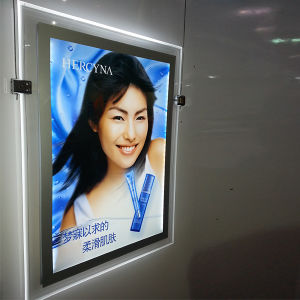 Acrylic LED Light Box for Decoration Board pictures & photos
