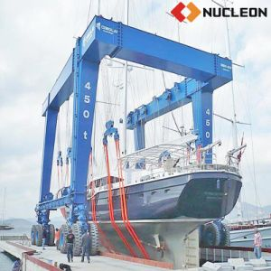 Yacht Gantry Crane 100t pictures & photos