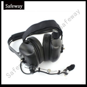 Two Way Radio Noise Cancelling Headset for Kenwood Tk3207 pictures & photos