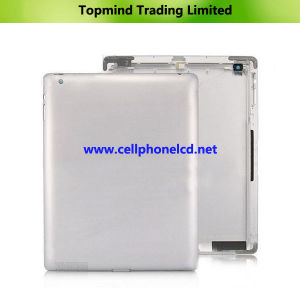 Silver Rear Back Cover for iPad 3 3G Version pictures & photos