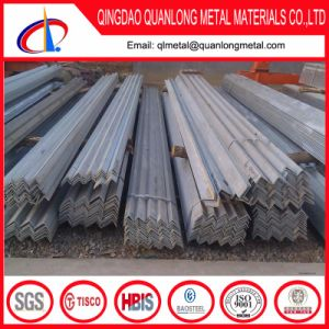 Hot Rolled Angle Galvanized Iron 90 Degree Bar Size pictures & photos