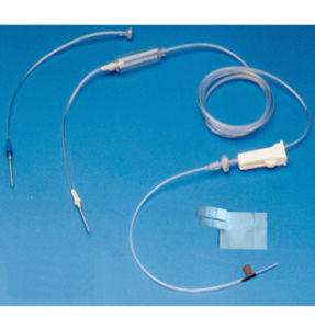 Single Use Micro Dose Infusion Set with High Effic pictures & photos