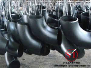 R=1.5dcarbon Steel Butting Welded Elbow pictures & photos