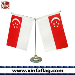 Portable Hand Flag/Customized Hand Waving Flag pictures & photos