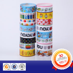 Hot Sale Cartoon Stationery Tape pictures & photos