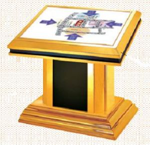 Deluxe Ground Lamp Box for Hotel Lobby pictures & photos