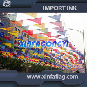 Digital Printing Bunting Pennants/Bunting Flag Banners pictures & photos